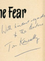 The Fear (Signed copy)