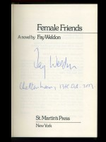 Female Friends (Signed copy)