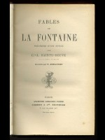 Fables de la Fontaine (Signed by Mercedes de Acosta)