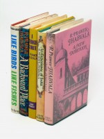 12 RUTH PRAWER JHABVALA first editions