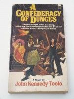 A Confederacy of Dunces (Signed copy)
