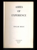 Ashes of Experience (Signed copy)