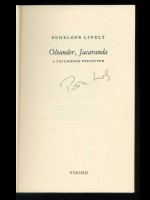 Oleander, Jacaranda (Signed copy)