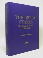 The Derby Stakes 1780–2006 (Signed copy)