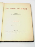 The History of the Moore Family (Signed copy)