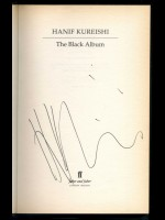 Four Hanif Kureishi first editions (three signed)