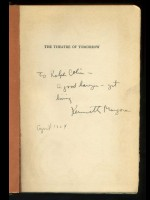 The Theatre of Tomorrow (Signed copy)