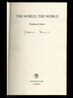 The World, The World (Signed copy)