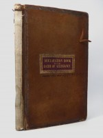 50 signed Declarations and Oaths of Allegiance, 1836