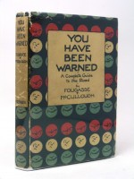 You Have Been Warned (Signed copy)