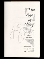 The Age of Grief (Signed copy)