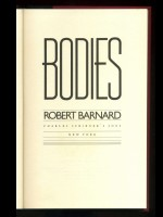 Bodies (Signed copy)