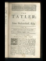 Tatler, The Lucubrations of Isaac Bickerstaff