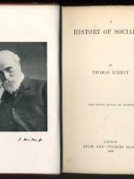 A History of Socialism