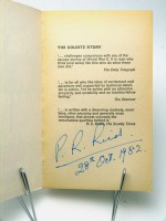 The Colditz Story (Signed copy)