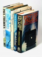 Ten PAUL THEROUX first editions