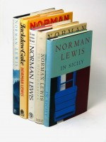 Nine NORMAN LEWIS non-fiction first editions