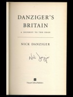 Three NICK DANZIGER signed first editions
