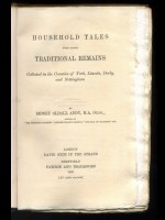 Household Tales and Traditional Remains (Signed copy)