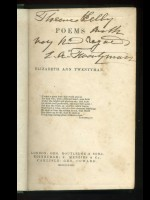 Poems (Signed copy)