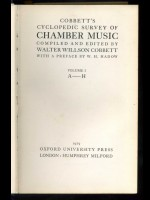 Cyclopedic Survey of Chamber Music