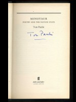 Minotaur, Poetry and the Nation State (Signed copy)