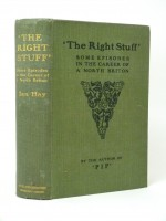 The Right Stuff (Signed copy)