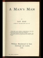 A Man's Man (Signed copy)
