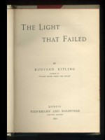 The Light That Failed