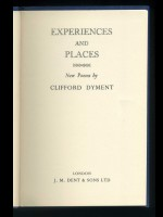 Experiences and Places, Poems (Signed copy)
