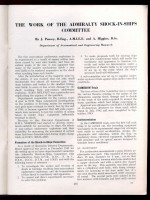 Journal of the Royal Naval Scientific Service