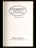 Coleridge, Early Visions (Signed copy)