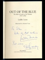 Out of the Blue (Signed copy)