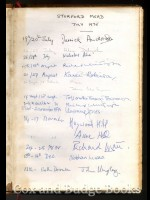 Sturford Mead Visitor Book (Signed copy)