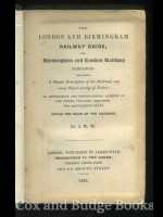 Wyld's London to Birmingham Railroad Guide