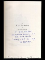 The War Diaries of Weary Dunlop (Signed copy)