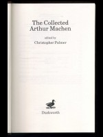 The Collected Arthur Machen