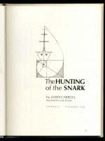 The Hunting of the Snark (Signed copy)