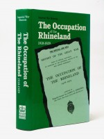The Occupation of the Rhineland 1918–1929