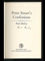 Peter Smart's Confessions (Signed copy)