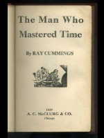 The Man Who Mastered Time (Signed copy)