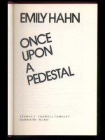 Once Upon a Pedestal (Signed copy)