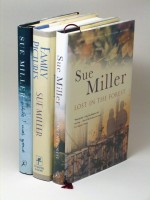 Three SUE MILLER signed first editions