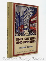 Lino Cutting and Printing | Claude Flight | £100.00