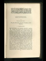 Devotions and Two Sermons by John Donne
