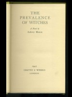 The Prevalence of Witches