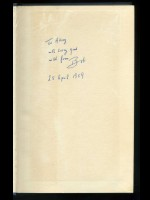 Franz Berwald (Signed copy)