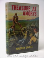 Treasure at Amory's (with Signed Letter)