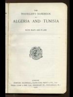 Cook's Traveller's Handbook to Algeria and Tunisia