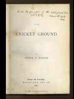 Guide to the Cricket Ground
